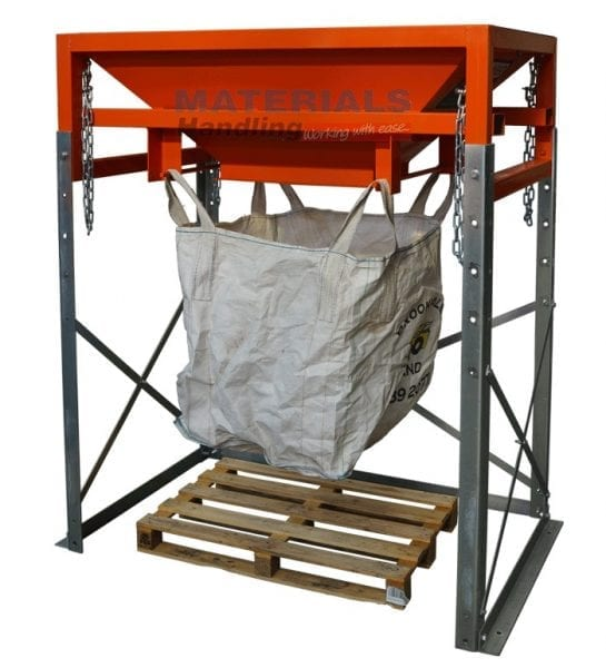 MBFU250 Bulk Bag Filling Frame (1)