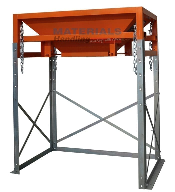 1809210646 Bulk Bag Filling Frame - Materials Handling