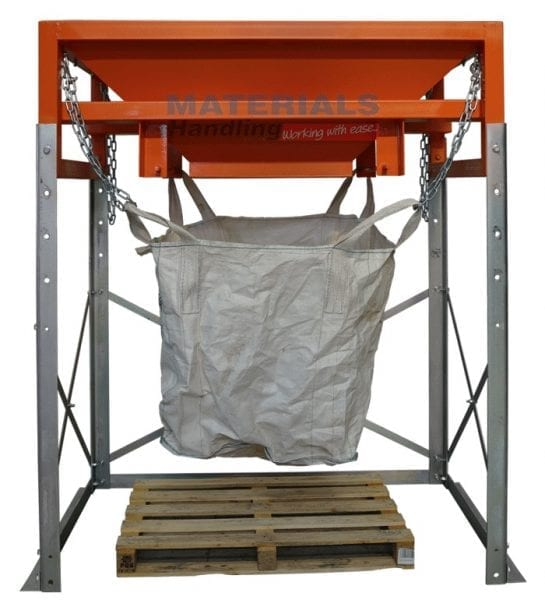MBFU250 Bulk Bag Filling Frame (3)