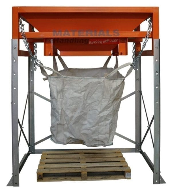 MBFU250 Bulk Bag Filling Frame 3