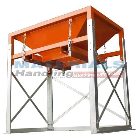 MBFU250 Bulk Bag Filling Frame (4)