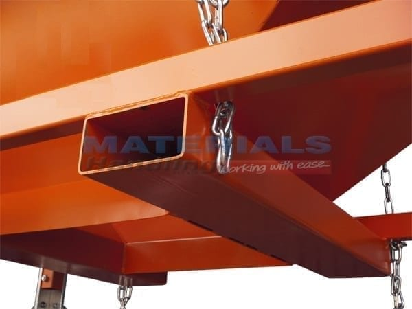 MBFU250 Bulk Bag Filling Frame fork pockets