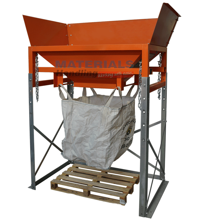 MBFU250SG optional spill guard for Bulk Bag Filling Frame
