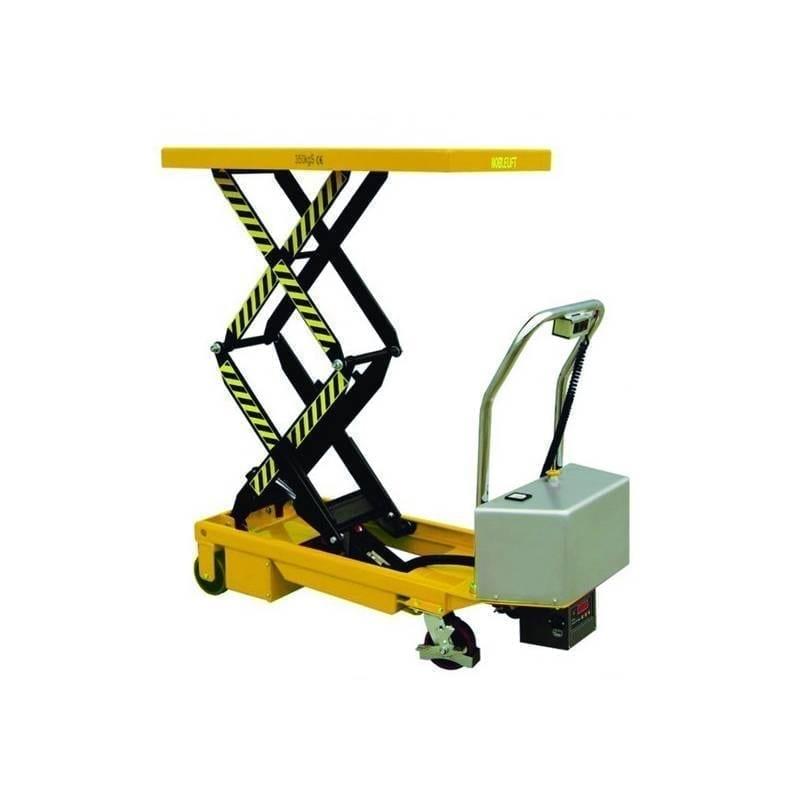 Mobile Scissor Lift Trolleys - Materials Handling