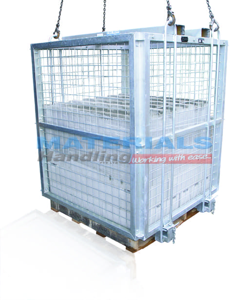MBSN6 Safety Brick Cages