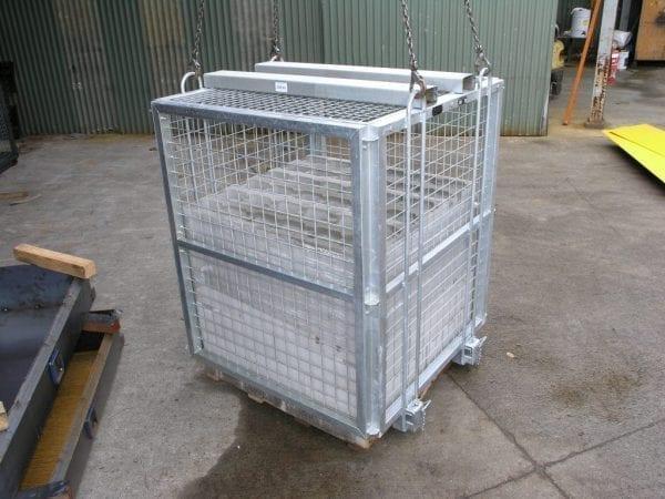 MBSN6 brick cage