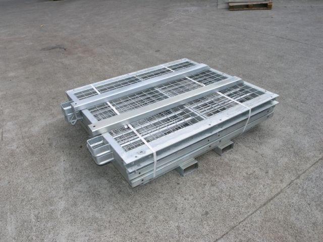 MBSN6 brick cage flatpacked