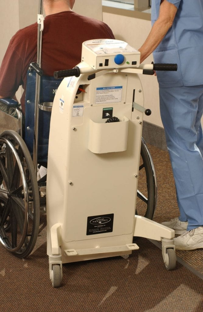 Bariatric Wheelchair Mover Materials Handling