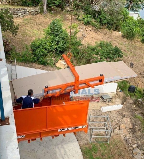 MCCLP30 Crane Loading Deck 6
