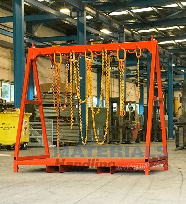 MCNG100 Rigging Storage Rack