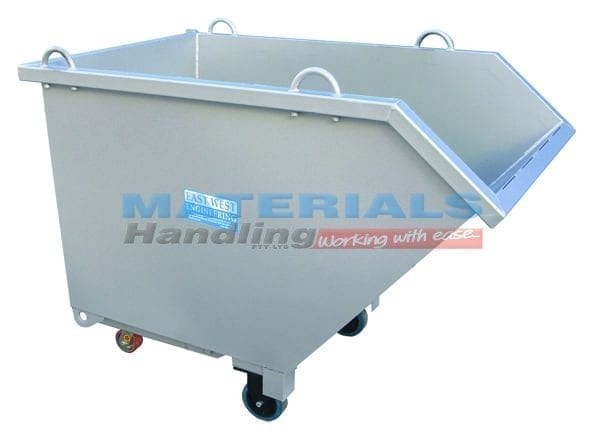 MCSD Forklift Tipping Bins