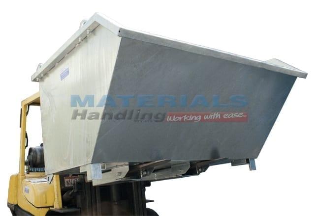 MCSD Forklift Tipping Bins