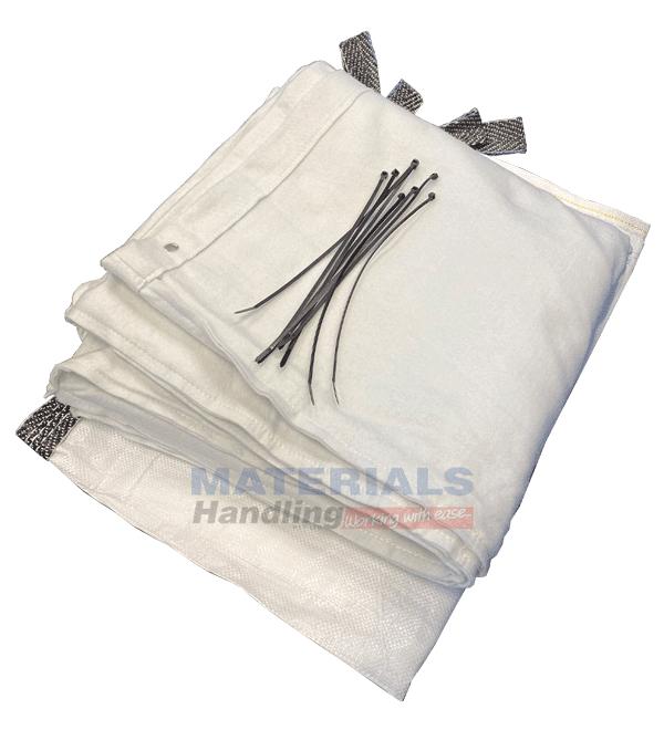 MCSS115 Concrete Washout Filtration Unit bag