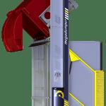 MegaDumper 1100L at eye-height