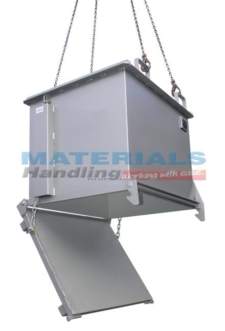 MDB1100 Drop Bottom Storage Bins