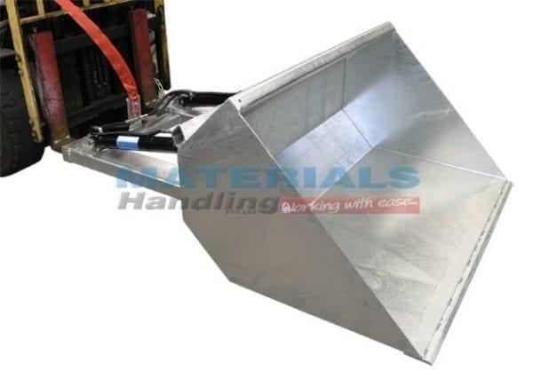 MDBHS Forklift Hydraulic Dirt Bucket