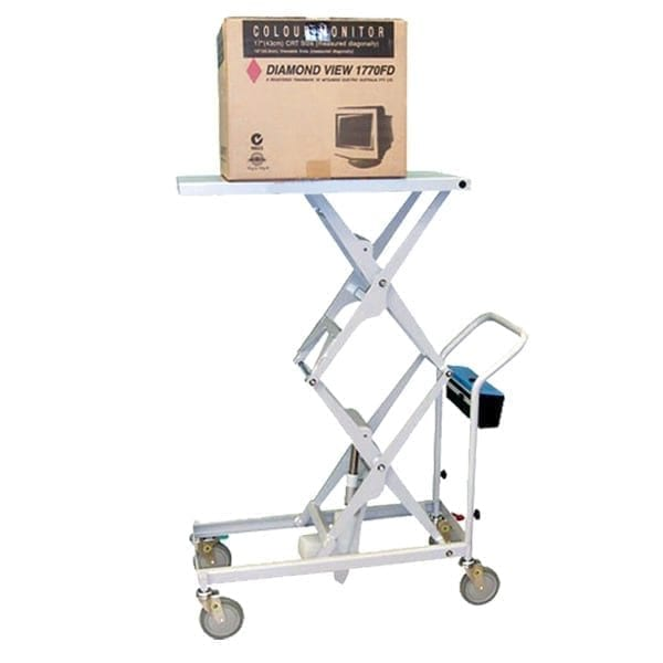 MDCD100 Powerlift Mobile Scissor Trolley