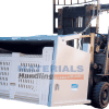 MFBTM Forklift Mounted Bin Tipper – Mechanical empty