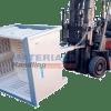 MFBTM Forklift Mounted Bin Tipper – Mechanical tip