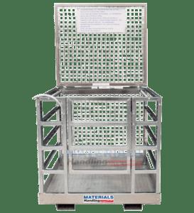MFWP25C Collapsible Forklift Mounted Work Platforms hero