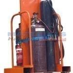 MGC4 Gas Bottle Trolleys