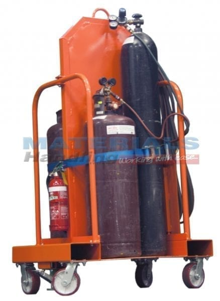 MGC4 Gas Bottle Trolleys