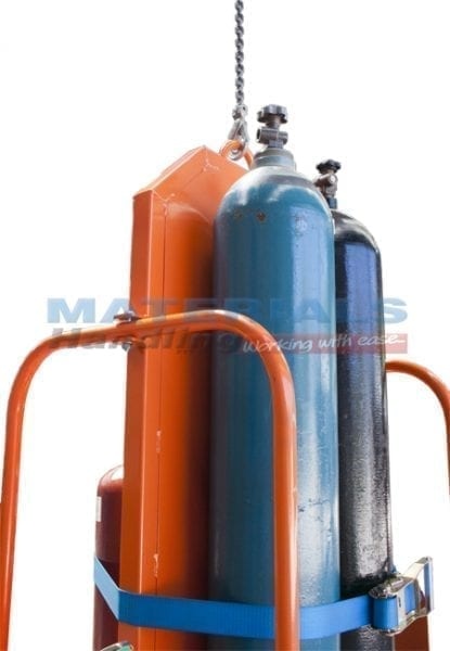 MGC4 Gas Cylinder Trolley