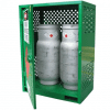 MGF02 LPG Gasy Cylinder Storage open