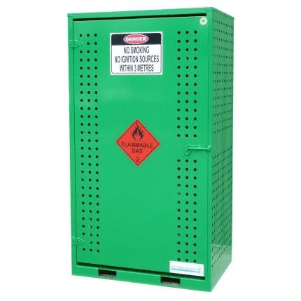 MGF12 LPG Gasy Cylinder Storage closed