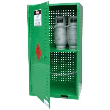 MGF12 LPG Gasy Cylinder Storage open