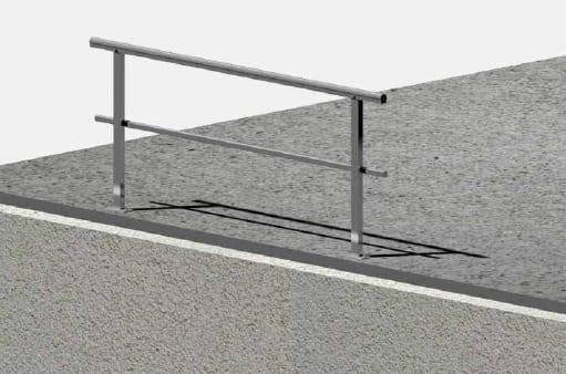 MGW1 Handrail