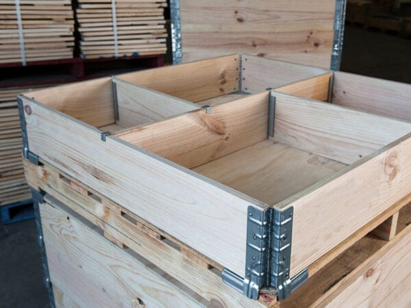 Pallet Collars - Divider and Board