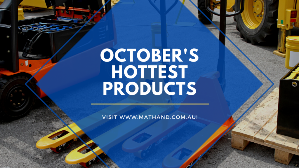 October's Hottest Products