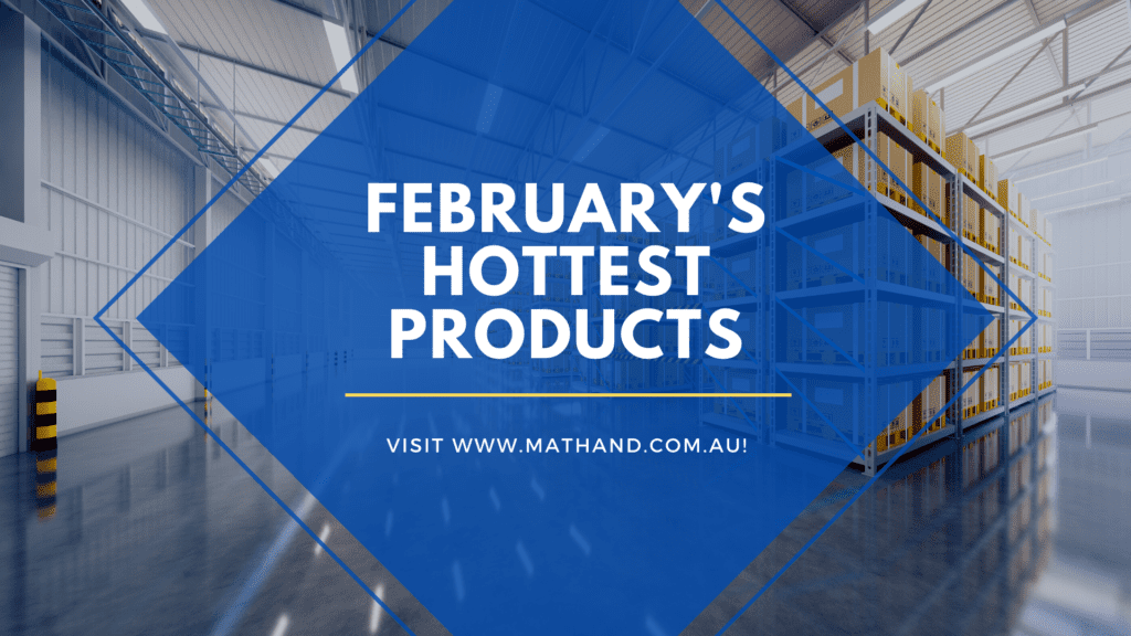 MH Hottest Products February