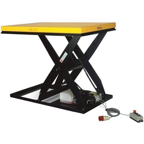 MHIW scissor table
