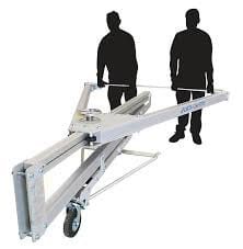 MHWheelbarrow handling porta gantry