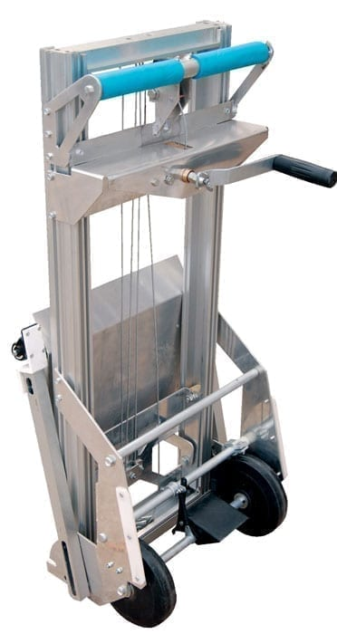 MLL55 Aluminium Load Lifter folded