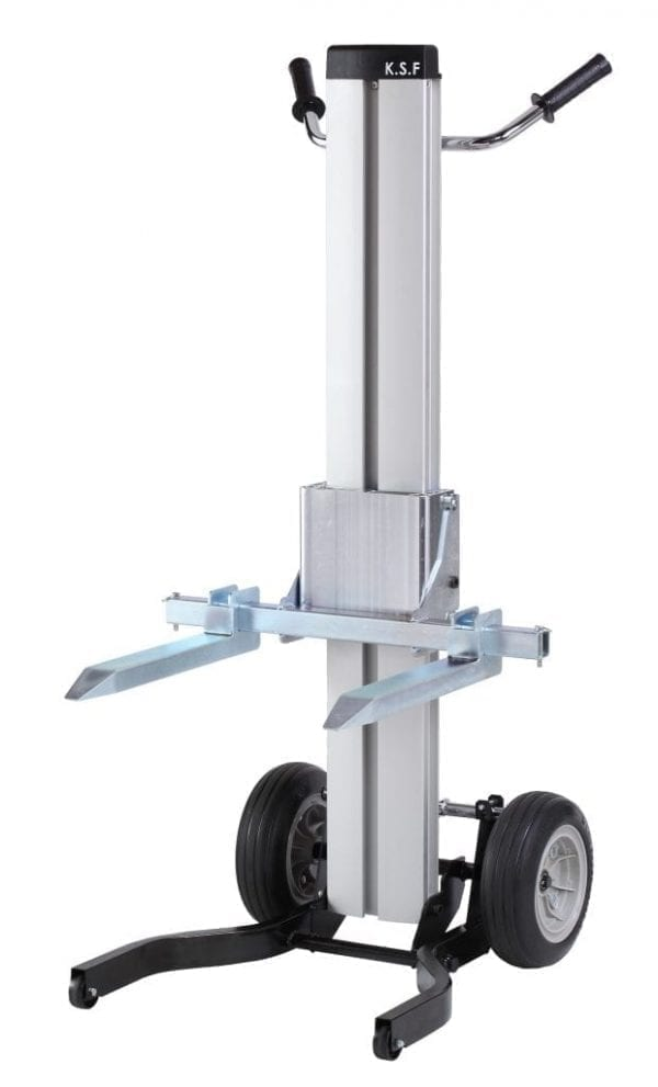Material Lifter MML150 with fork attachment