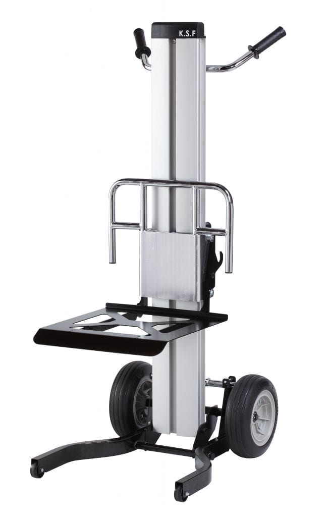 Material Lifter MML150 with platform attachment