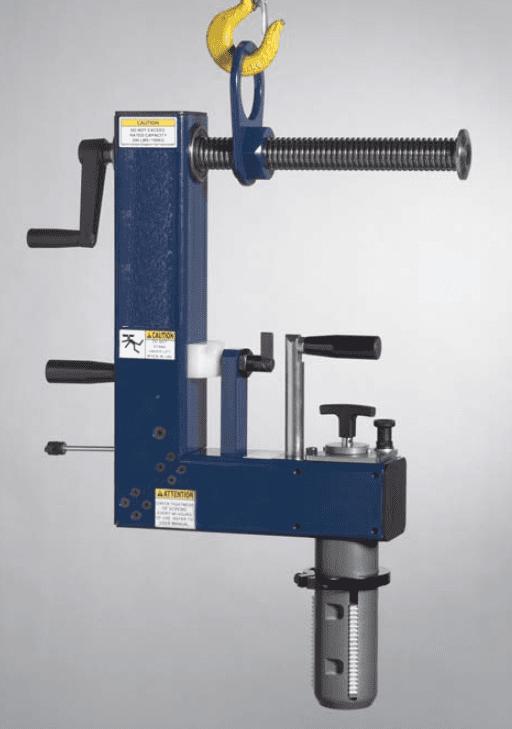 Manual Roll Turner MRT-330