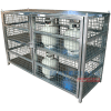 MSGB249 Gas Cylinder Storage Cages main