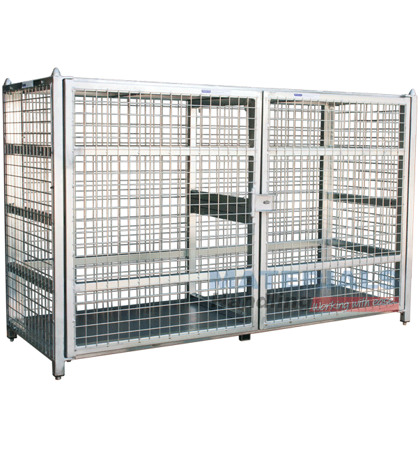 MSGB249 Gas Cylinder Storage Cages main 3