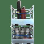 MSGC80 Gas Cylinder Stillage Cage