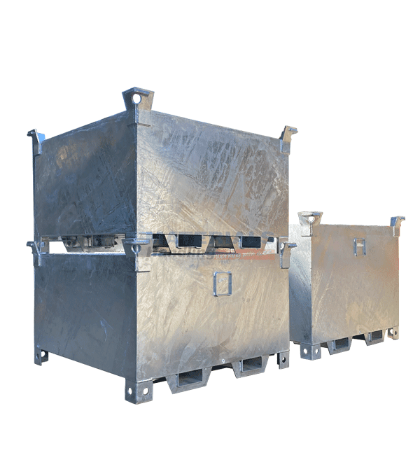 MSSC Crane Waste Bins Multiple