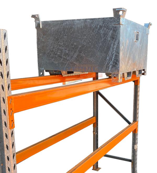 MSSC Crane Waste Bins Racking