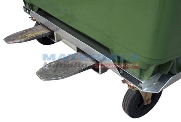 MW660RB Wheelie Bin Rotator Base