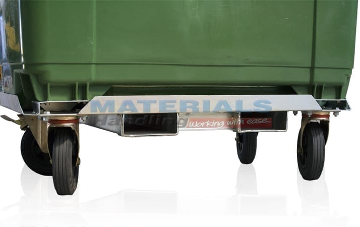 MW660RB Wheelie Bin Rotator Base