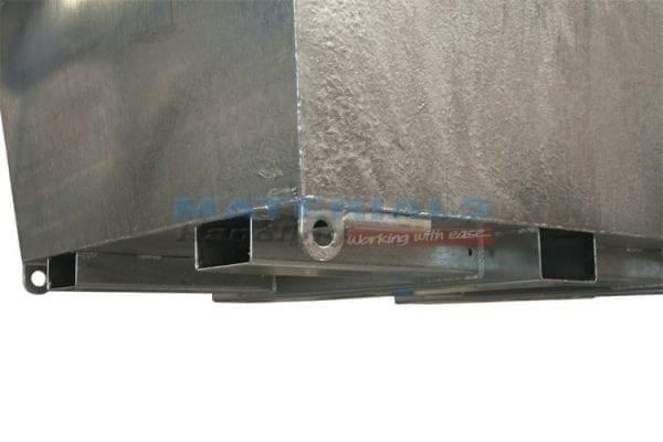 MWCB9x23 Crane Bin 4 way pocket entry