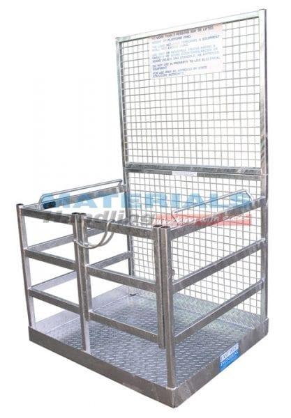 MWPG Forklift Mounted Work Platforms (Galvanised)