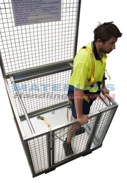 MWPMS Forklift Mounted Work Platforms